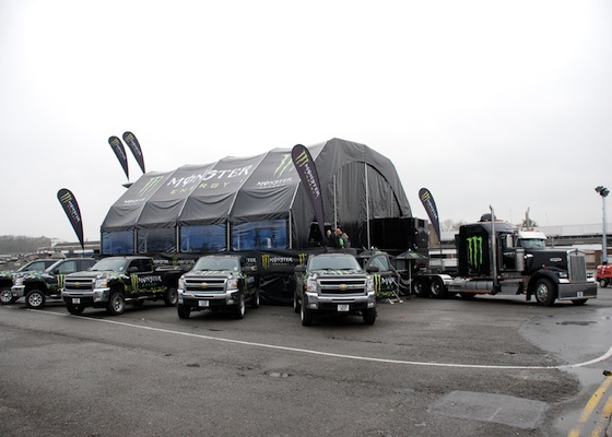 Gorilla_Hire_LargeHospitalityStructure_MonsterEnergy_DoningtonParkRacetrack