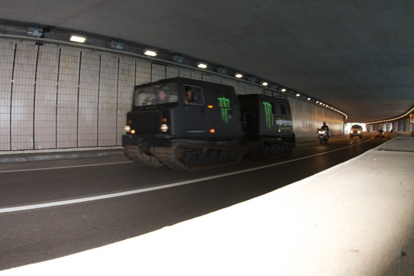 Gorilla_Hire_Hagglund_MonsterEnergy_Monaco_InternationalClubbingShow_F1_Monacotunnel