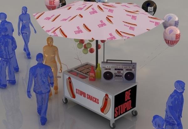 Gorilla_Design_Diesel_Hotdog_Cart
