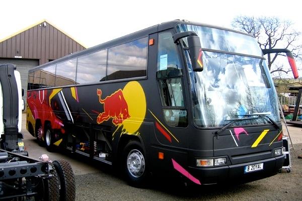 Gorilla_Fabricaiton_RedBull_Sports_Transformer_bus_converted
